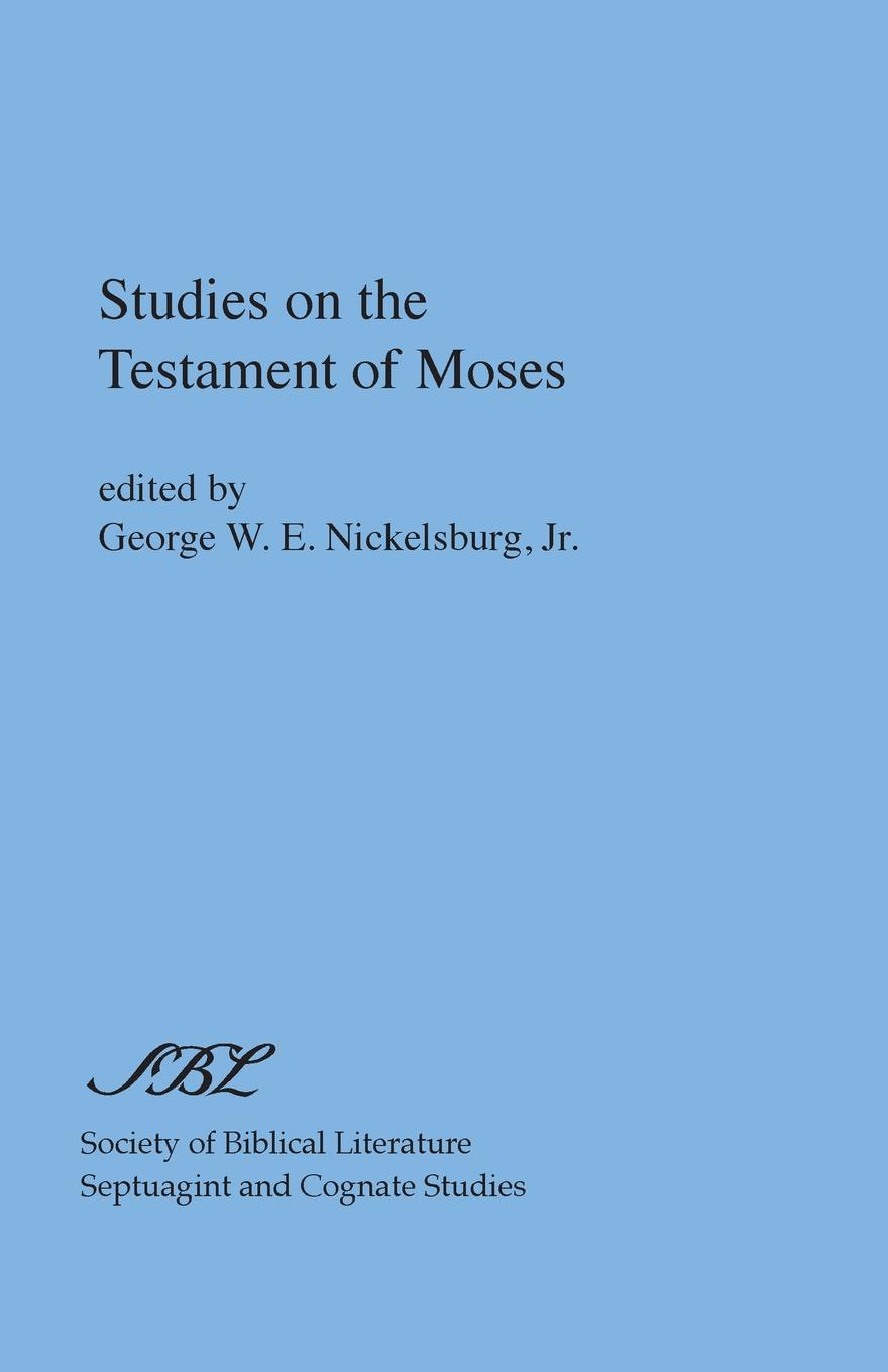 Studies on the Testament of Moses studies on the effect of hcg on maturity of channa striatus bloch