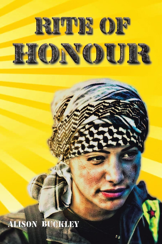 Alison Buckley Rite of Honour a matter of honour