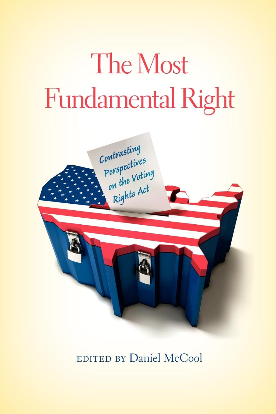The Most Fundamental Right. Contrasting Perspectives on the Voting Rights Act leisure contrasting color striped handbag