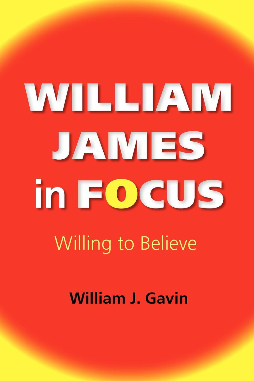 William J. Gavin William James in Focus. Willing to Believe цена в Москве и Питере