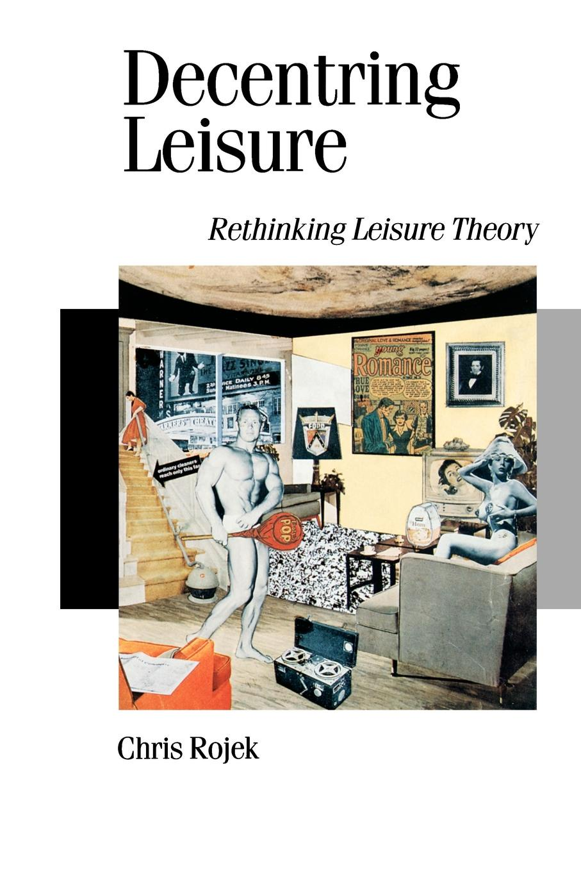 Chris Rojek Decentring Leisure. Rethinking Leisure Theory leisure contrasting color striped handbag
