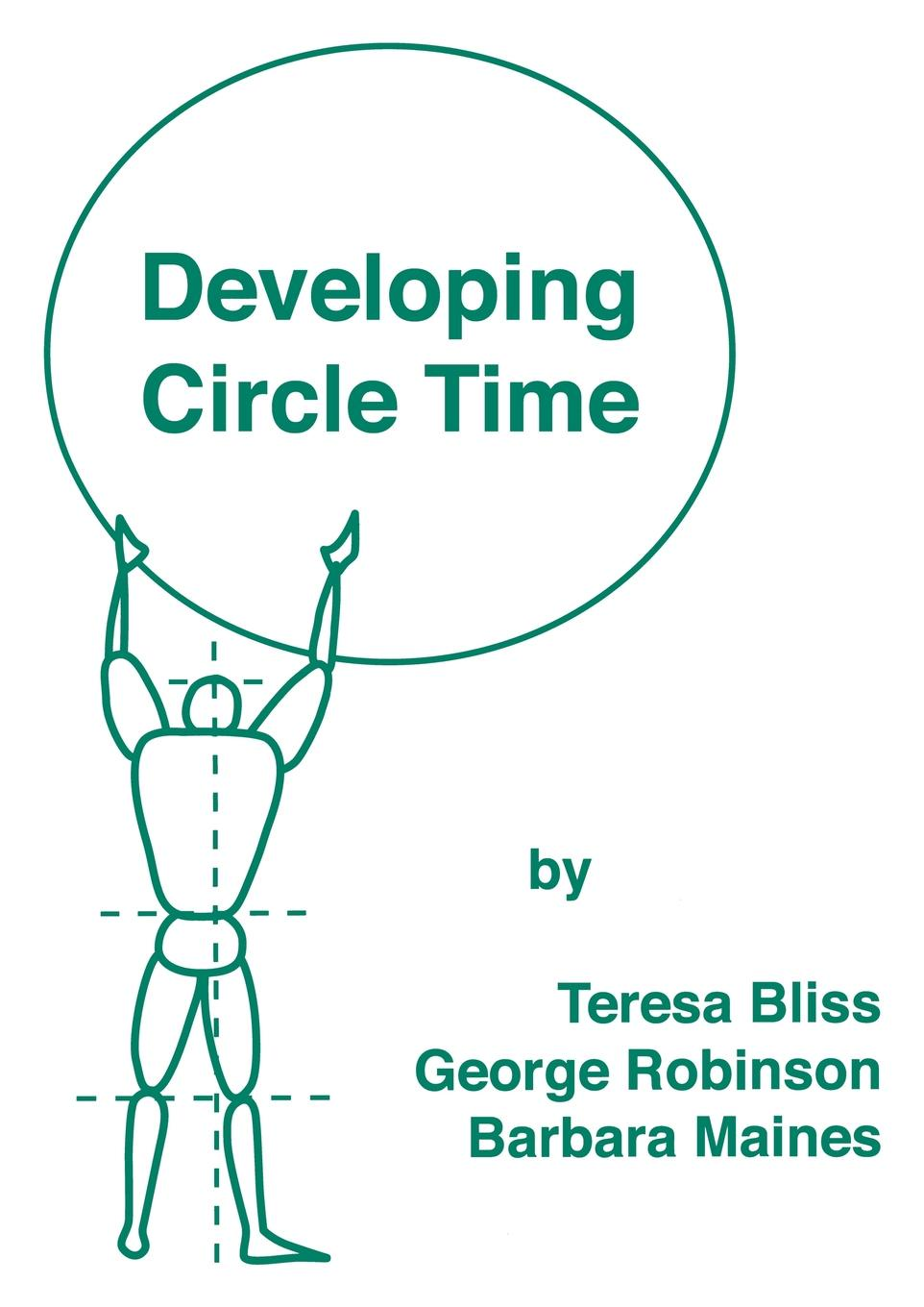 Teresa Bliss, George Robinson, Goerge Robinson Developing Circle Time. Taking Circle Time Much Further alloy circle ball bead earrings