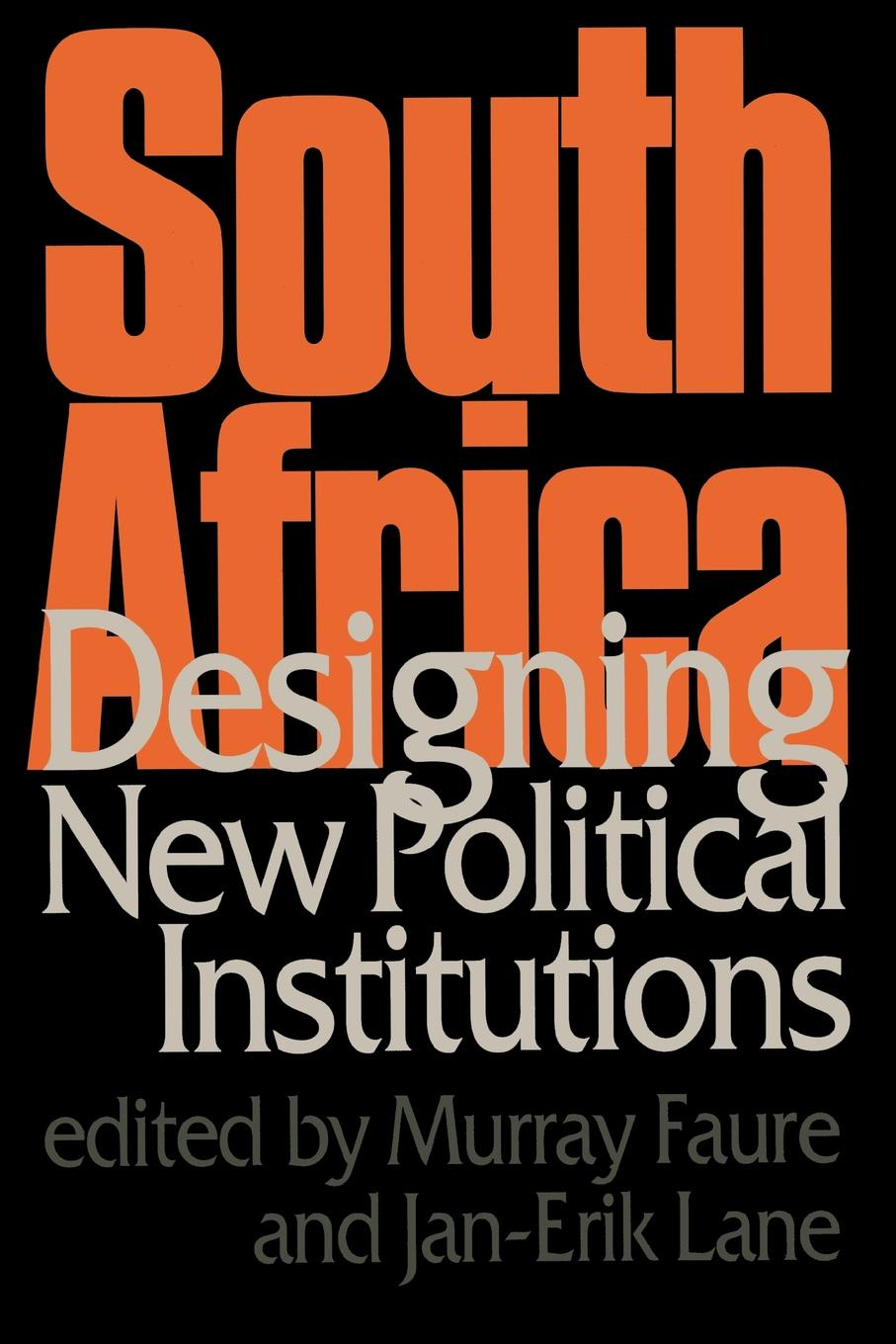 South Africa. Designing New Political Institutions south africa 07