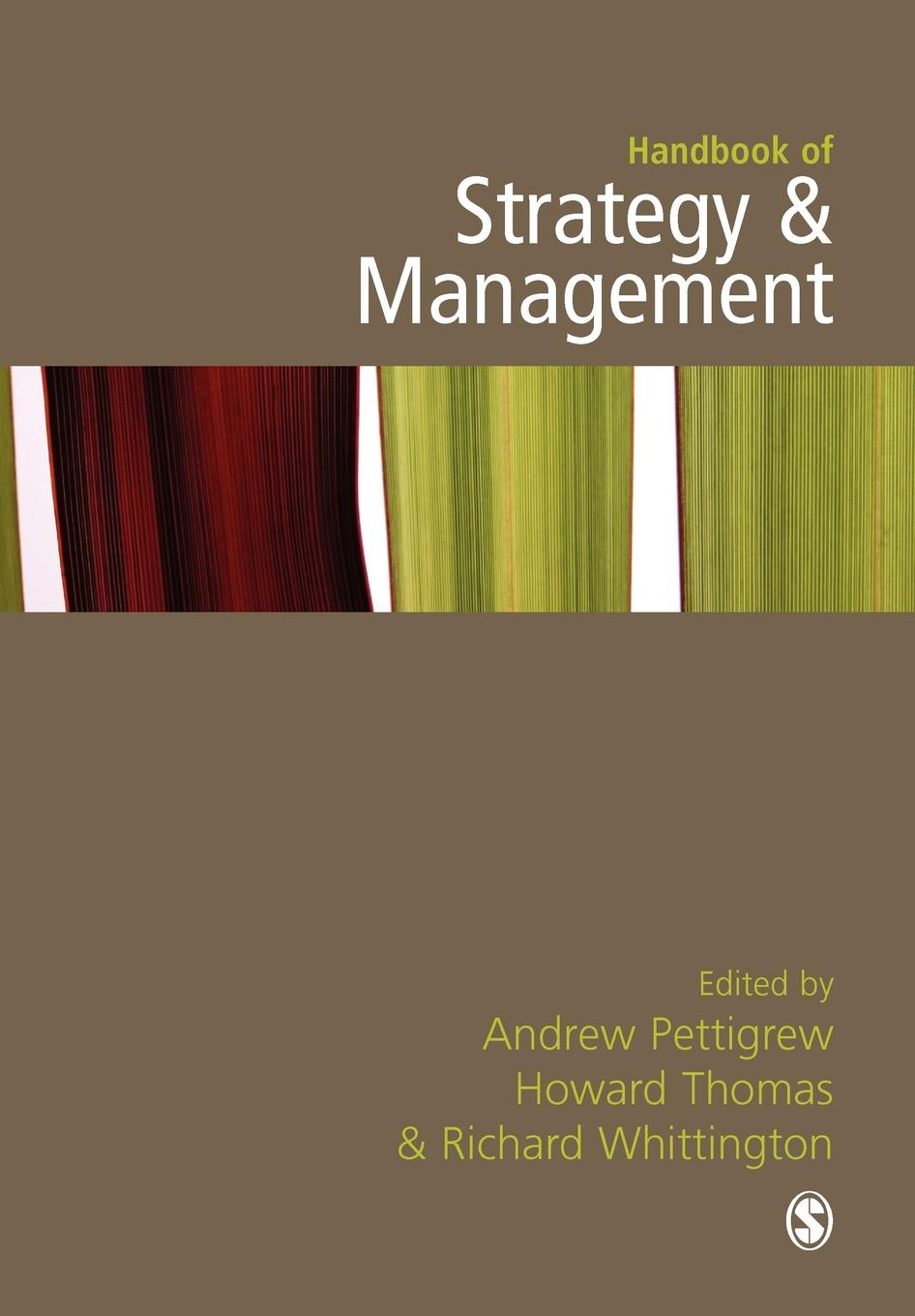 Handbook of Strategy and Management corporate cash management strategy and practice
