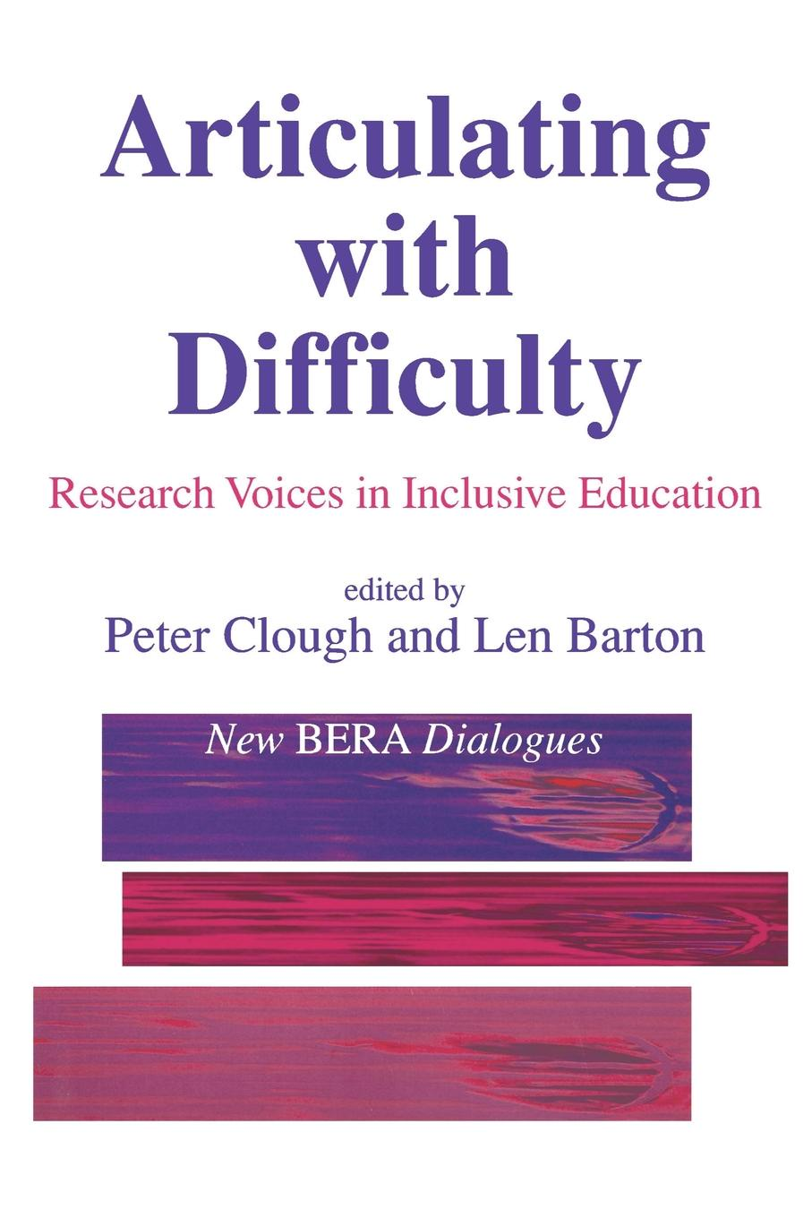 Articulating with Difficulty. Research Voices in Inclusive Education joseph lelan inclusive education in kenya