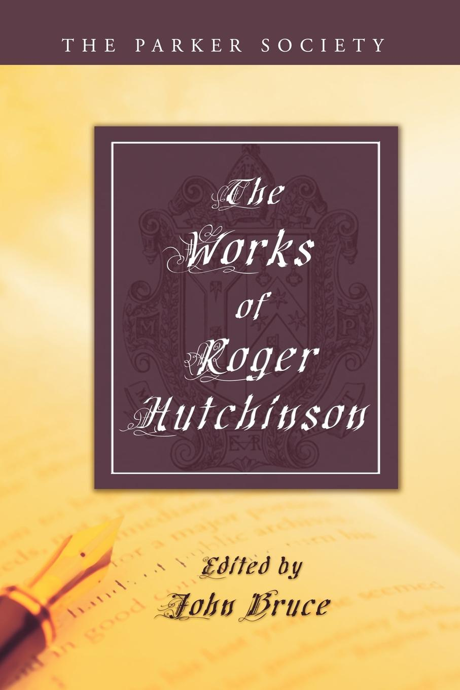 Roger Hutchinson Works of