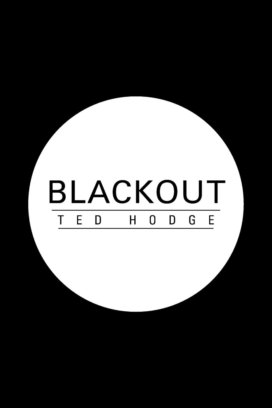 Ted d Hodge Blackout термокружка blackout track