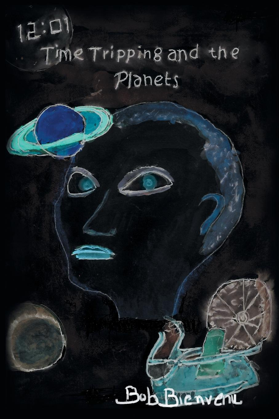 Bob Bienvenu Time Tripping and the Planets the planets page 9