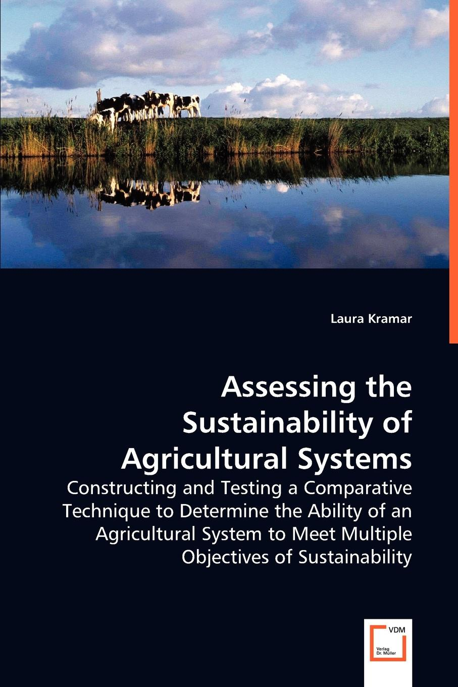 Laura Kramar Assessing the Sustainability of Agricultural Systems assessing creativity