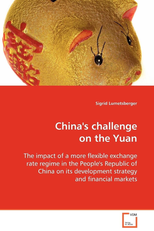 Sigrid Lumetsberger China's challenge on the Yuan three yuan