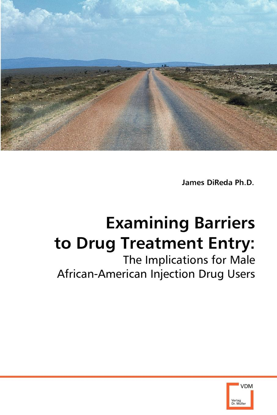 James DiReda Examining Barriers to Drug Treatment Entry door entry systems