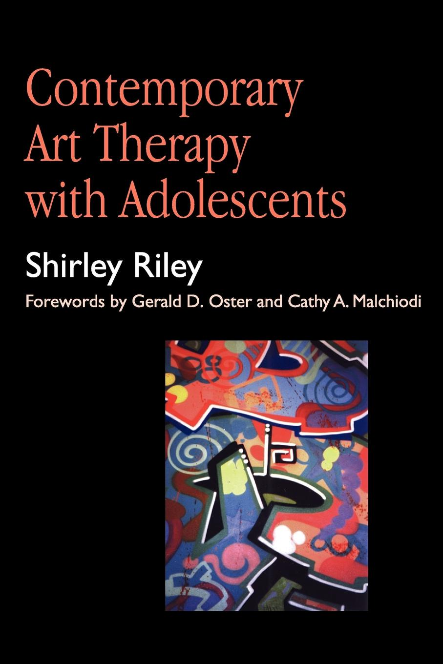 лучшая цена Shirley Riley Contemporary Art Therapy with Adolescents