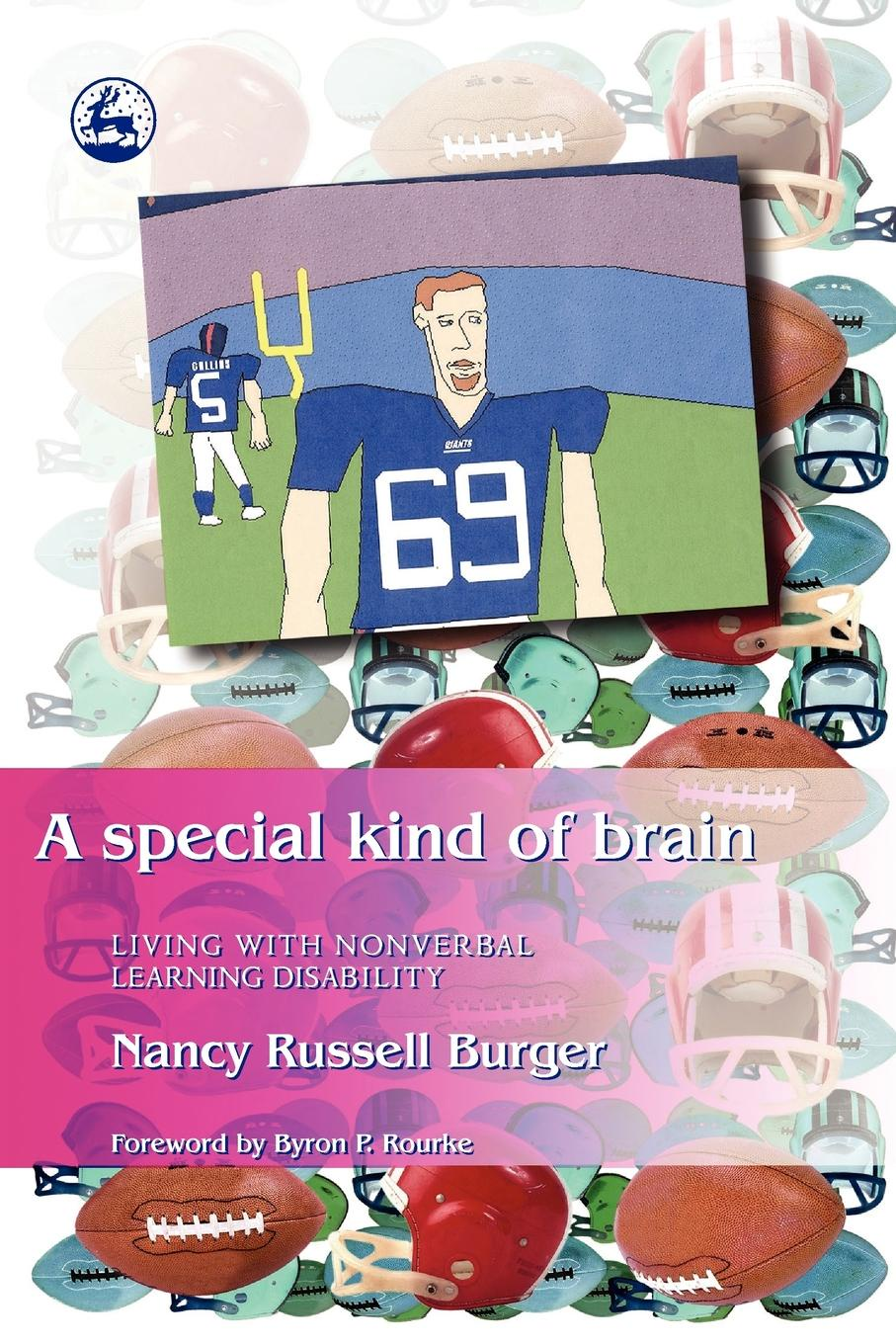 Nancy Russell Burger A Special Kind of Brain