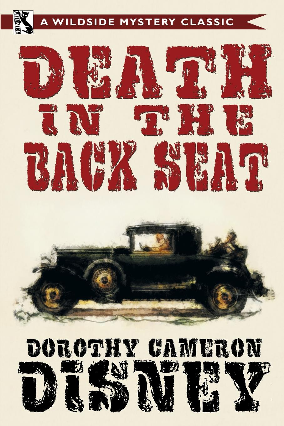 Фото - Dorothy Cameron Disney Death in the Back Seat. A Wildside Mystery Classic contrast lace keyhole back blouse