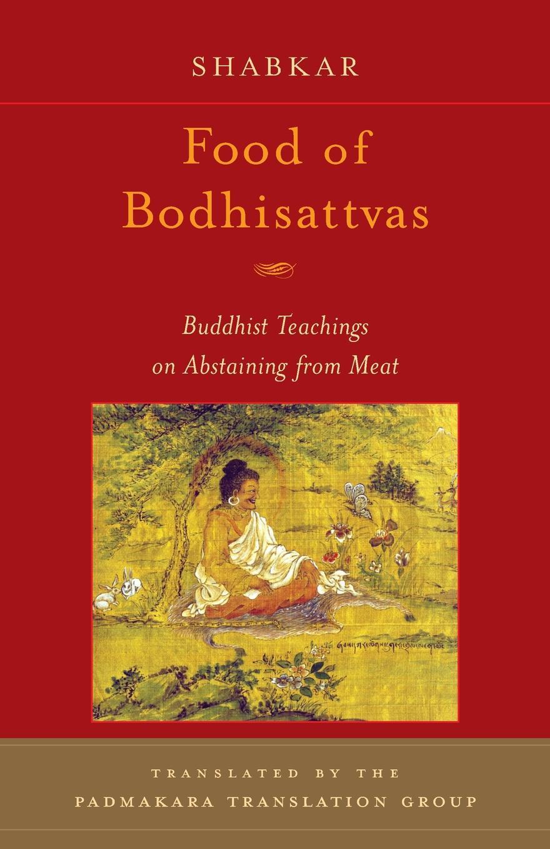 купить Shabkar Food of Bodhisattvas. Buddhist Teachings on Abstaining from Meat по цене 1652 рублей