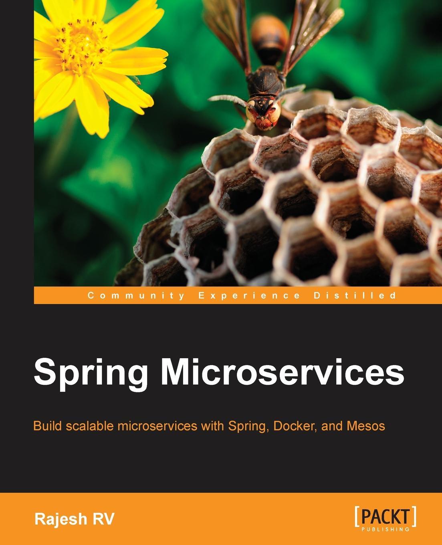 Rajesh RV Spring Microservices