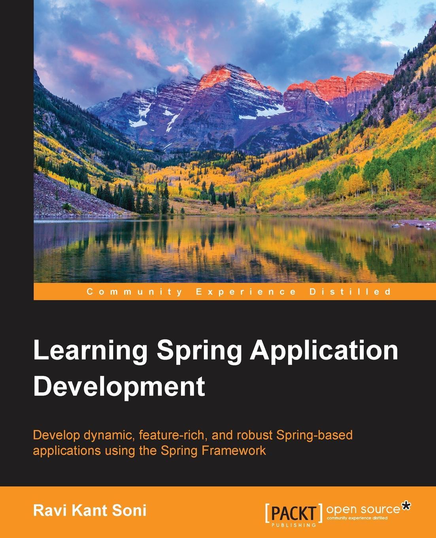 Ravi Kant Soni Learning Spring Application Development