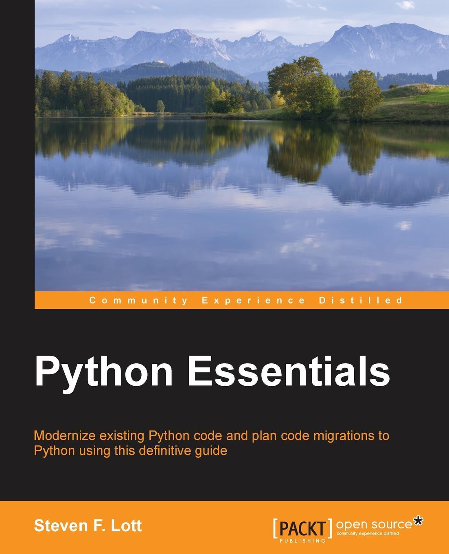 Steven F. Lott Python Essentials