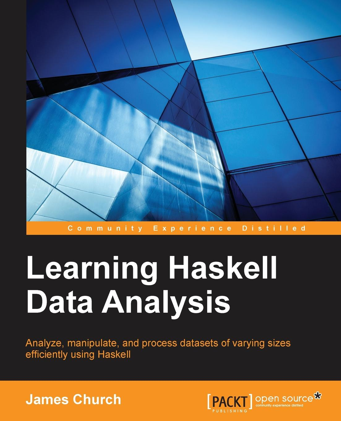 James Church Learning Haskell Data