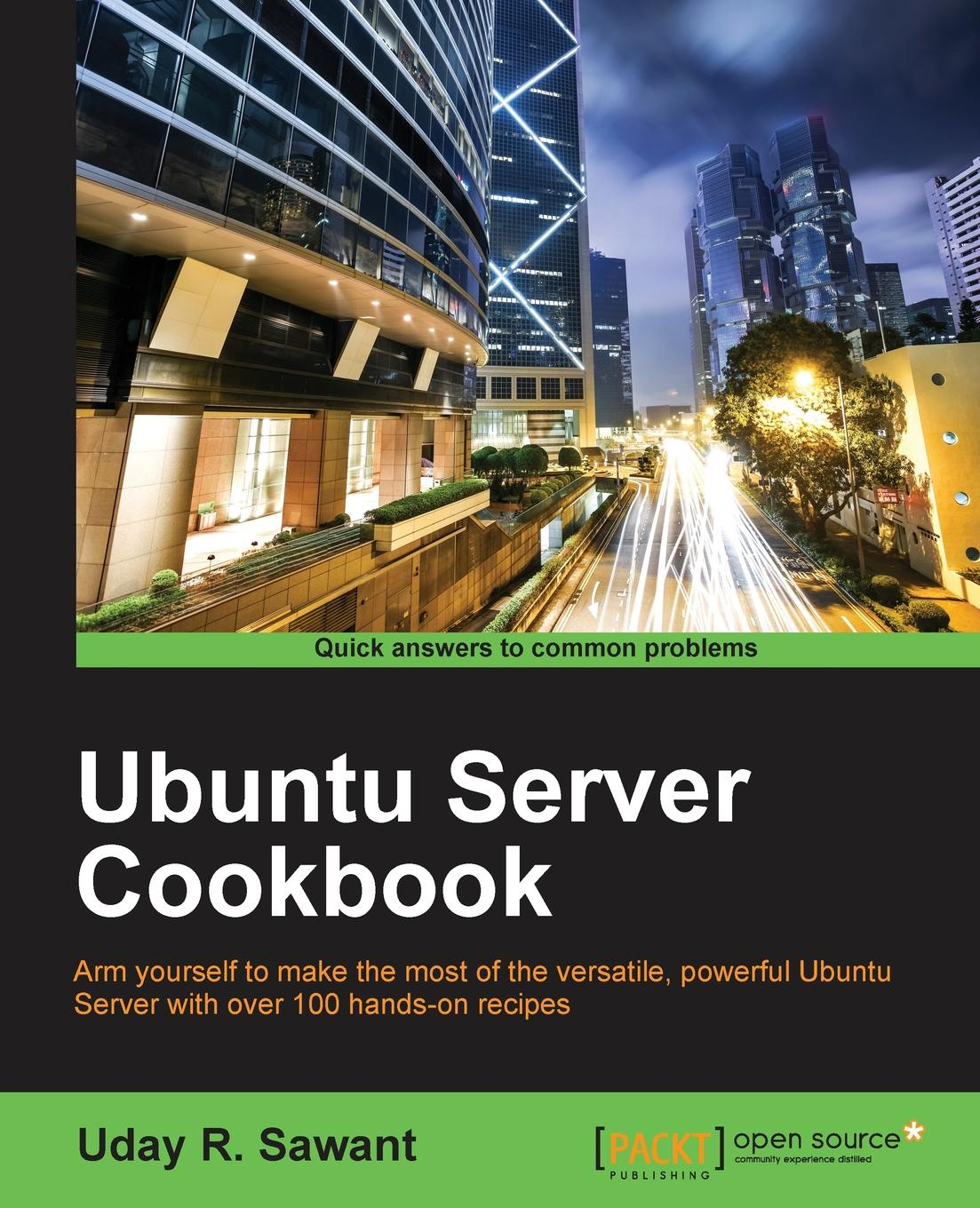Uday R. Sawant Ubuntu Server Cookbook uday sawant instant building multi page forms with yii how to