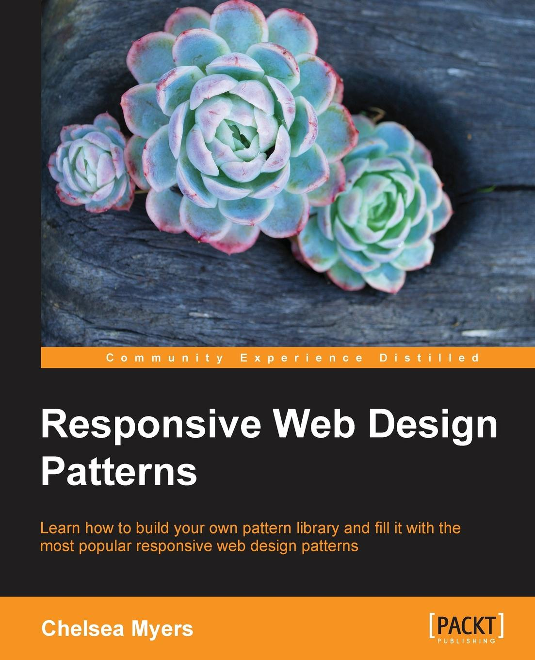 Chelsea Myers Responsive Web Design Patterns foundation web design