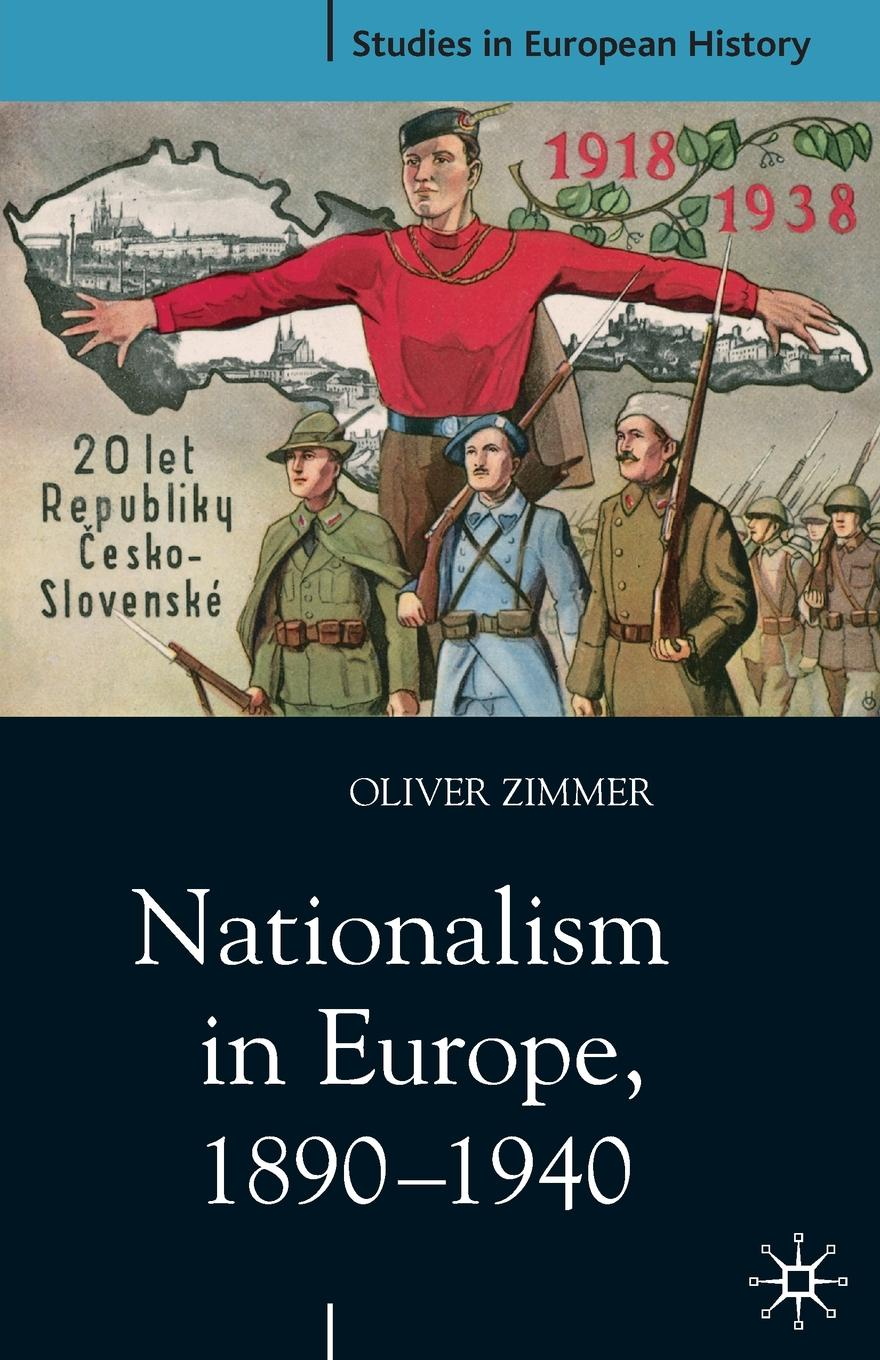 Oliver Zimmer Nationalism in Europe, 1890-1940 shoes 8 5 in europe