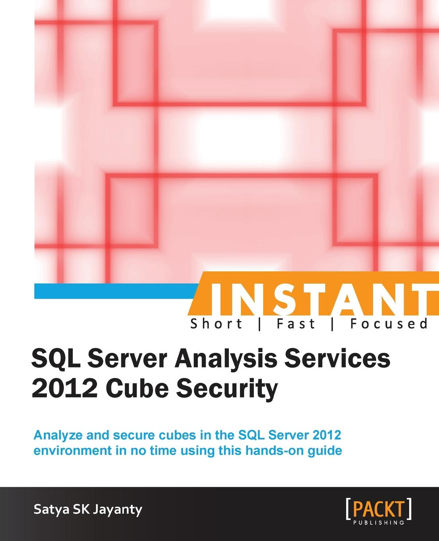 Satya SK Jayanty Instant Microsoft SQL Server Analysis Services 2012 Cube Security mike davis professional microsoft sql server 2014 integration services