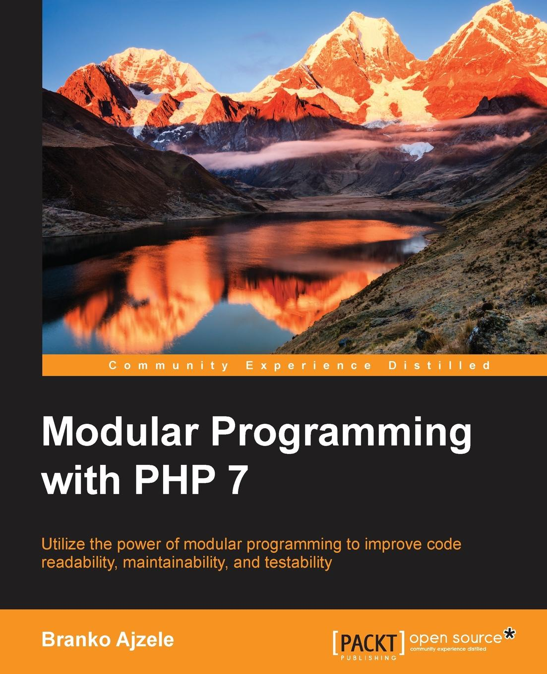 Branko Ajzele Modular Programming with PHP 7