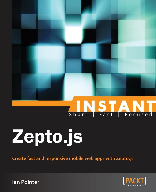 Ian Pointer Instant Zepto.js instant chickpea splits