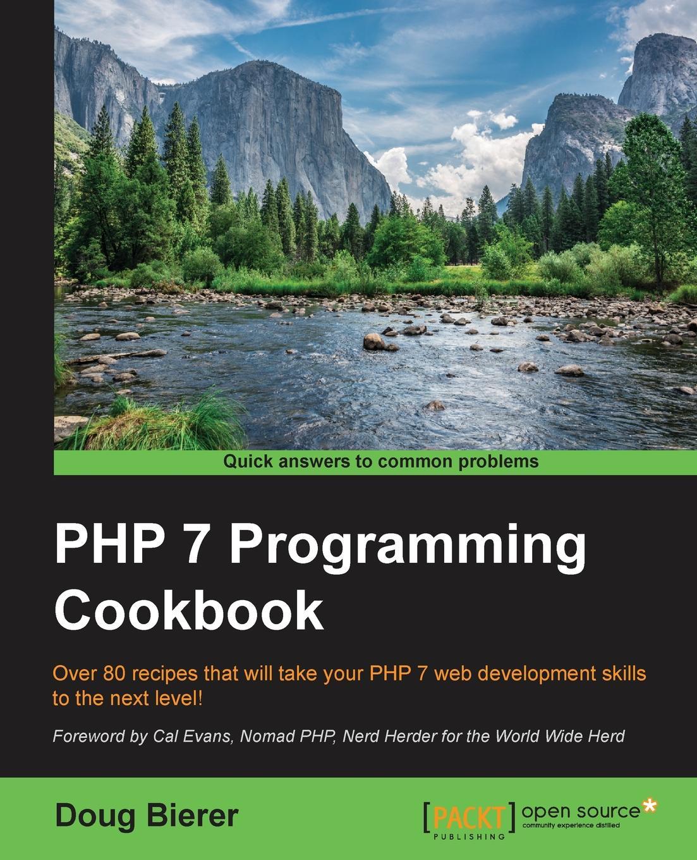 Doug Bierer PHP 7 Programming Cookbook up php
