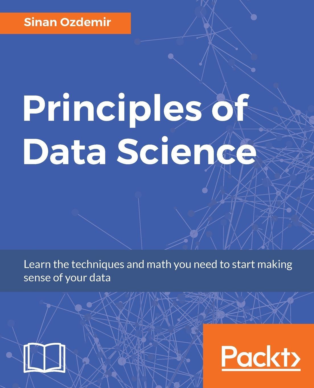 цены на Sinan Ozdemir Principles of Data Science  в интернет-магазинах