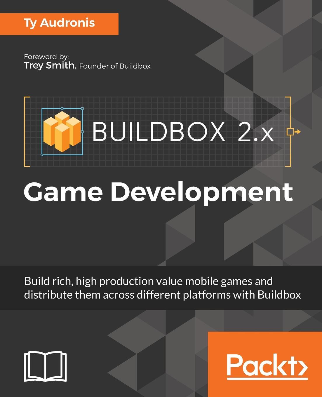 Ty Audronis Buildbox 2.x Game Development все цены