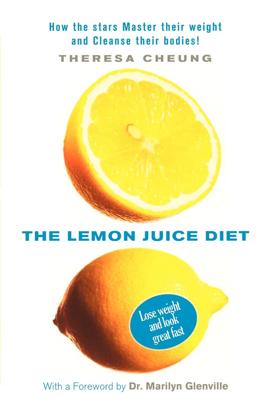 Theresa Cheung The Lemon Juice Diet цена