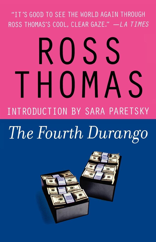 Ross Thomas The Fourth Durango
