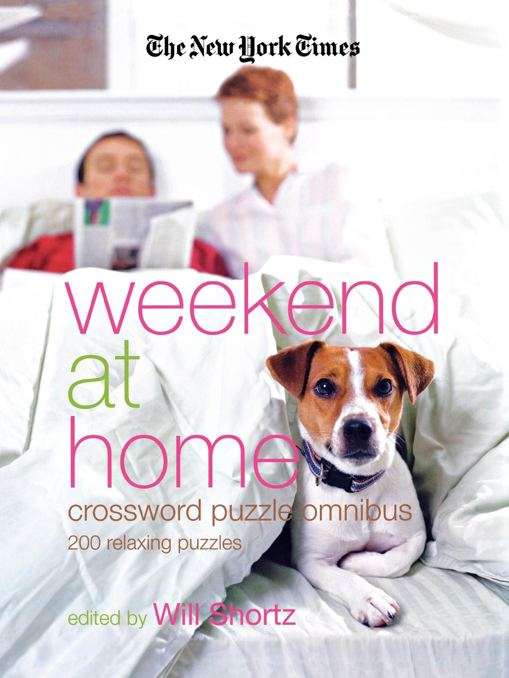 The New York Times The New York Times Weekend at Home Crossword Puzzle Omnibus цена