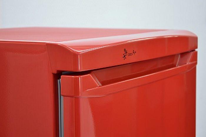 Морозильник Nordfrost DF 165 RAP, красный Вместительная камера объемом 152 л дает возможность содержать...
