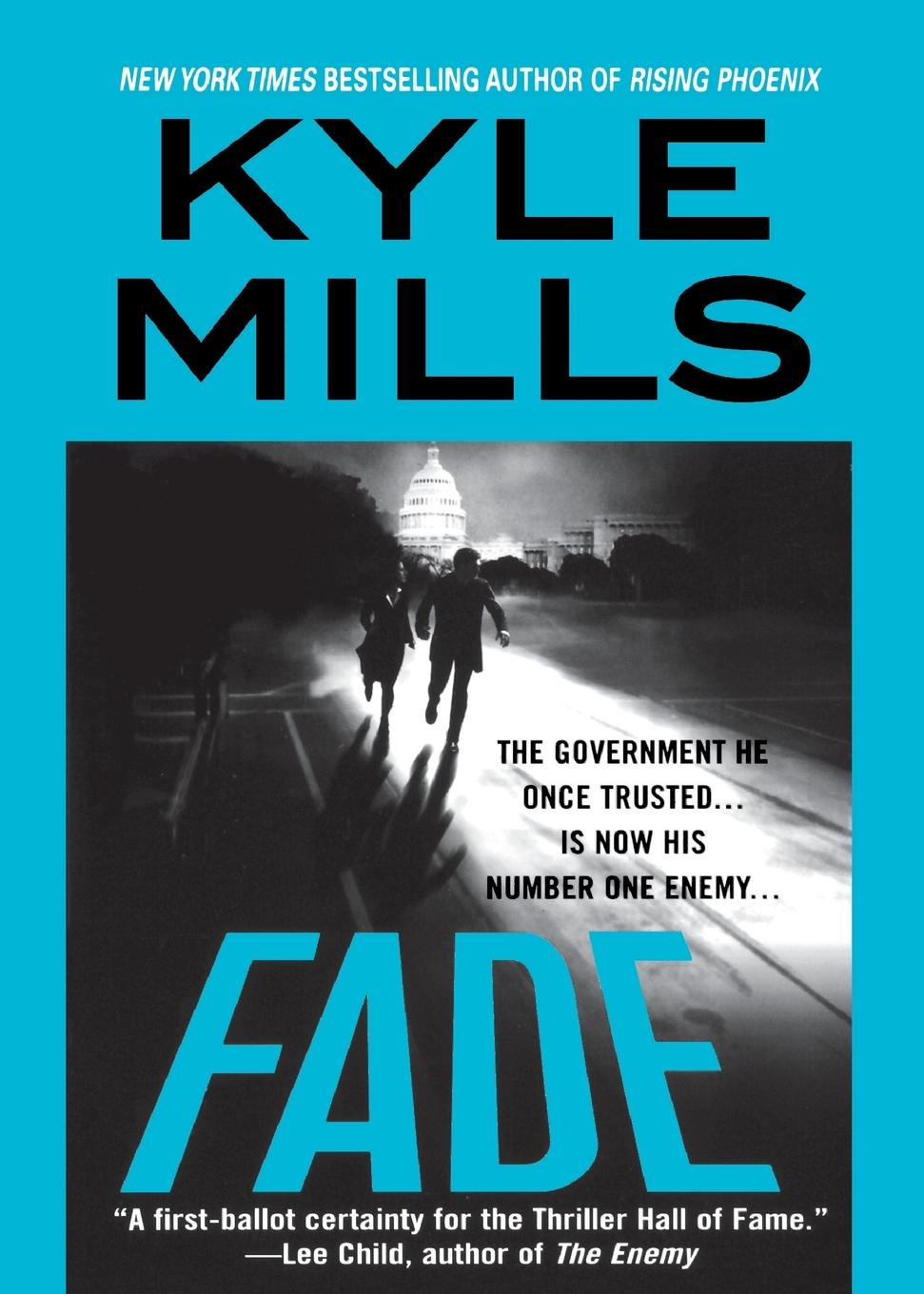 Kyle Mills Fade mary coghill designed to fade
