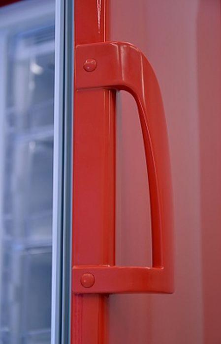 Морозильник Nordfrost DF 168 RAP, красный Количество секций морозильной камеры: 7. Кол-во компрессоров:...