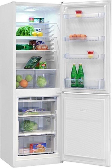 Холодильник Nordfrost NRB 139 032, двухкамерный, белый