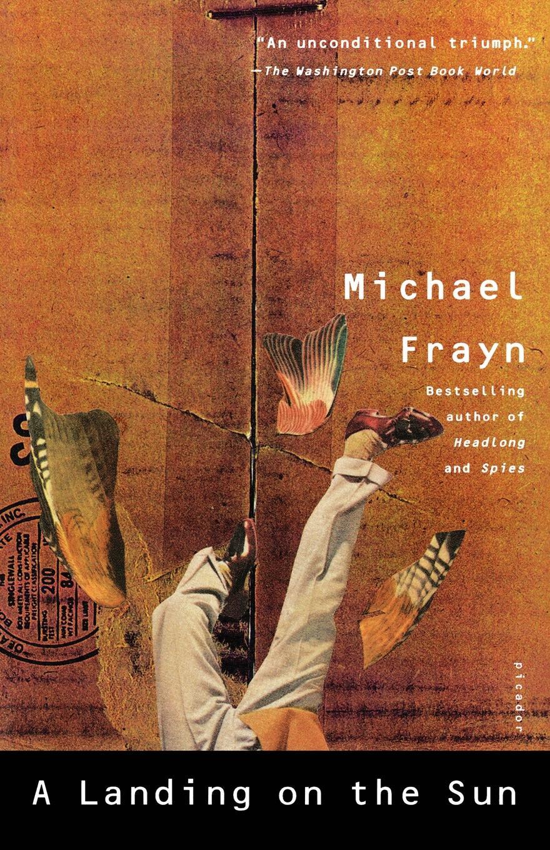 цена на Michael Frayn A Landing on the Sun