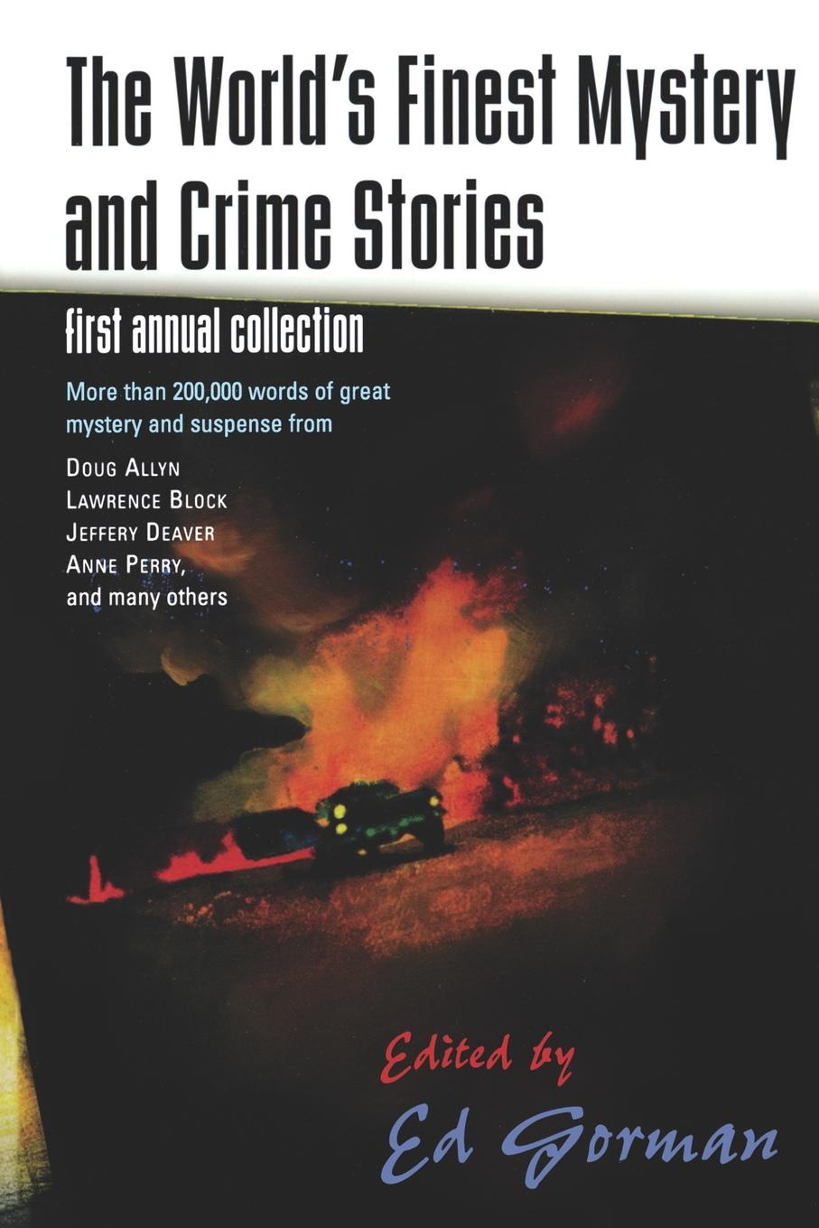 The World's Finest Mystery and Crime Stories. First Annual Collection the graphic canon of crime and mystery vol 1