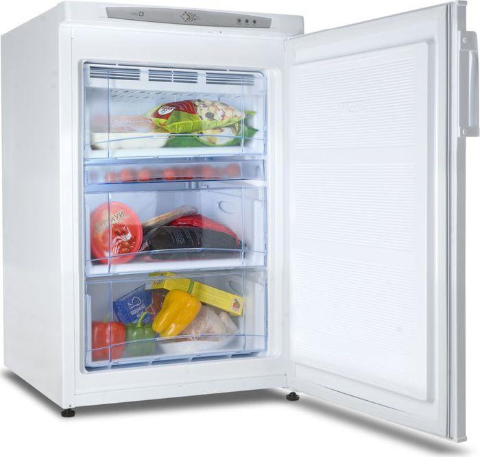 Морозильник Nordfrost DF 159 WSP, белый Морозильный шкаф Nordfrost DF 159 WSP позволит...