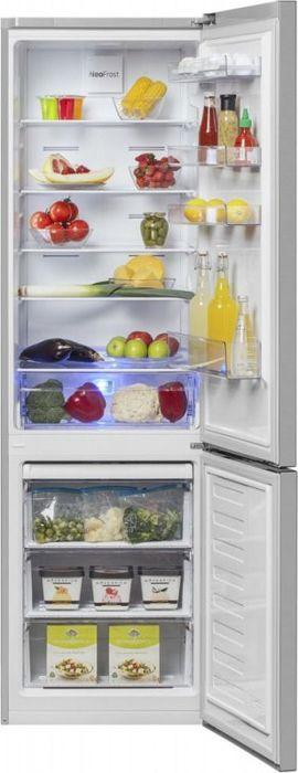 Холодильник Beko RCNK 321E20X, серебристый Beko