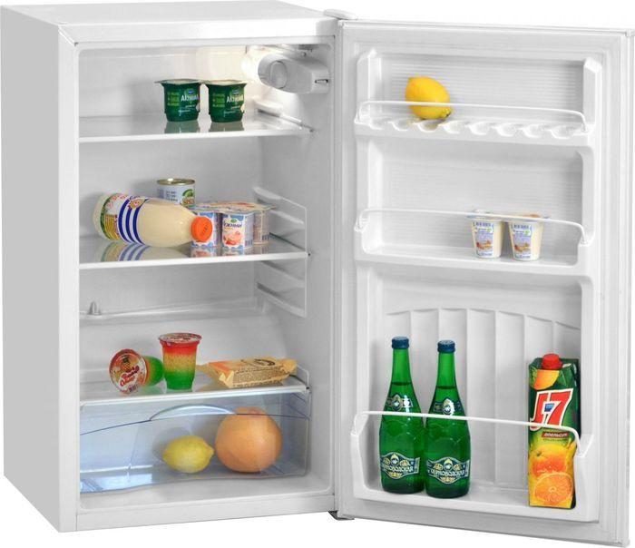 Холодильник Nordfrost ДХ-507-012, белый