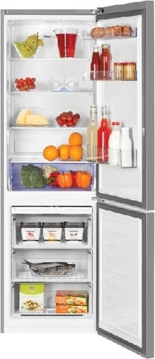 Холодильник Beko RCNK 321E20S, серебристый Beko