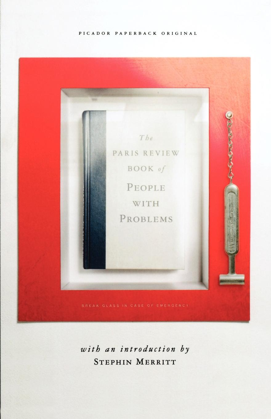 The Paris Review The Paris Review Book of People with Problems the penguin problems book notebook