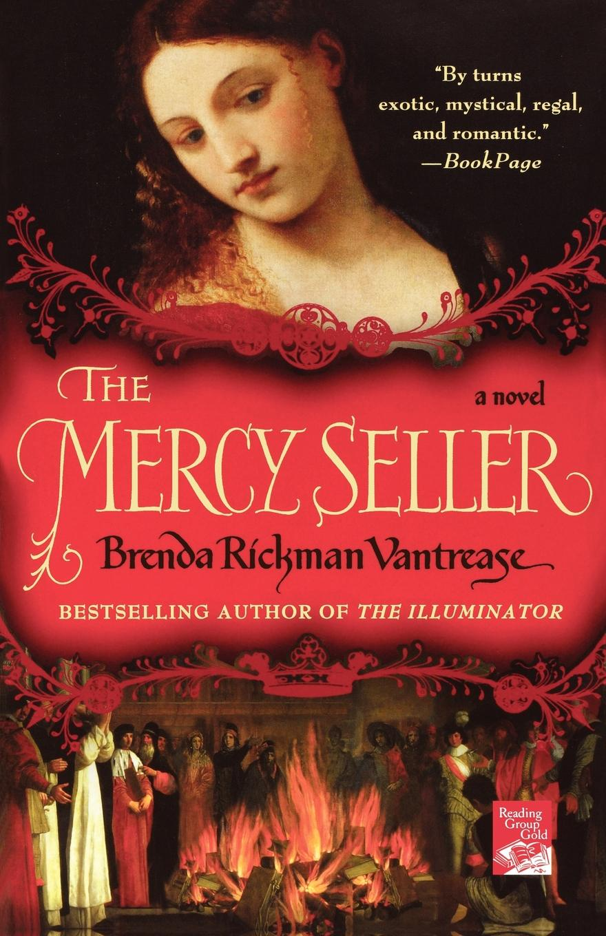 Brenda Rickman Vantrease The Mercy Seller босоножки the seller