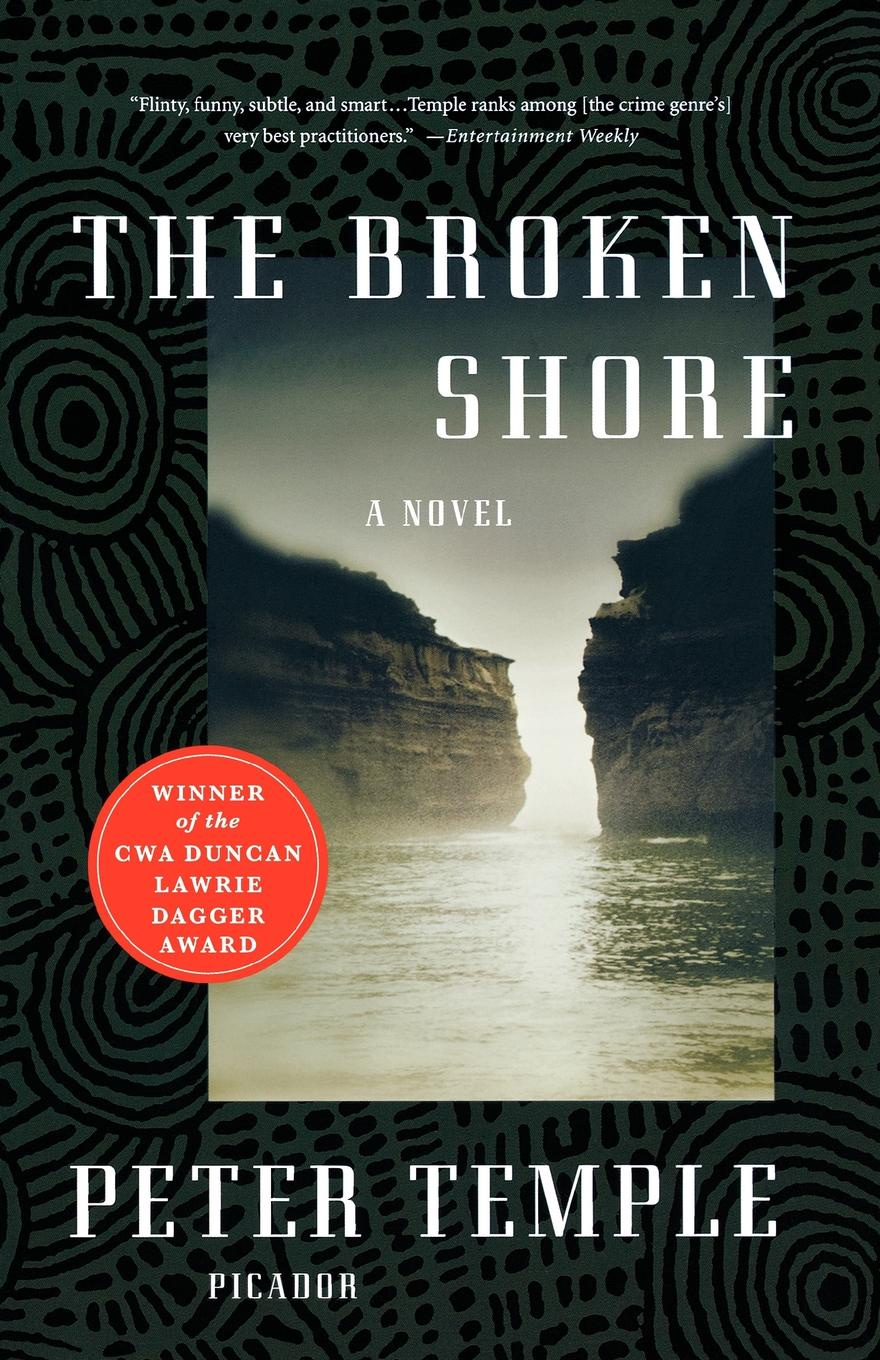 Peter Temple The Broken Shore футболка up shore
