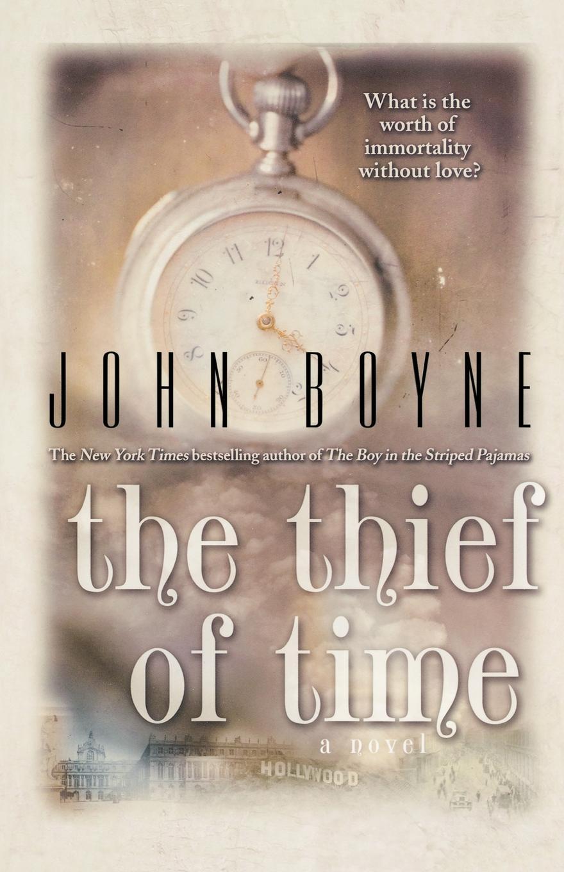 John Boyne The Thief of Time the grave thief