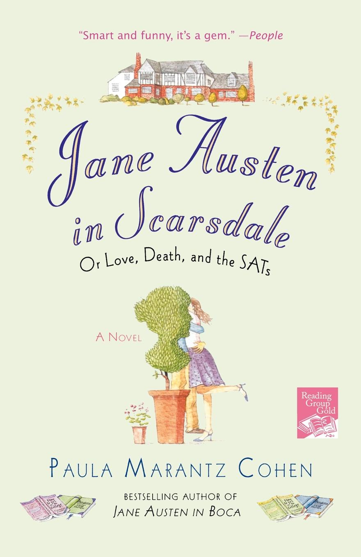 Paula Cohen Jane Austen in Scarsdale